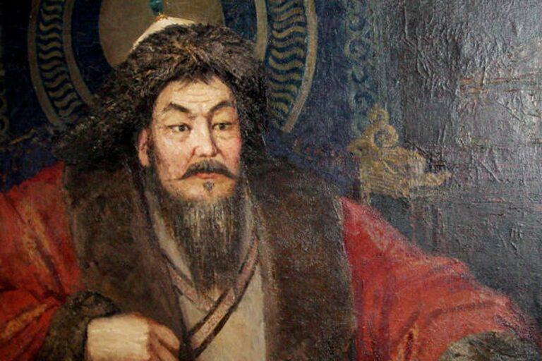 Penyebab Kematian Genghis Khan Akhirnya Terkuak 1