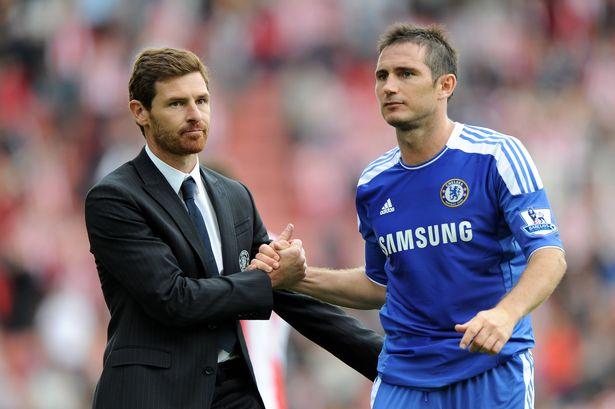 Viilas Boas dengan Lampard