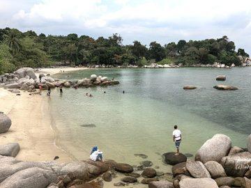 Telah terhipnotis, inilah objek wisata yang berada di Kepulauan Riau 14