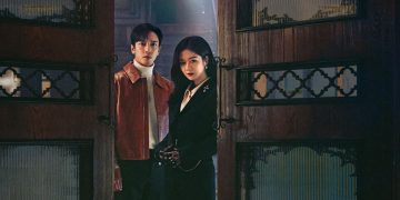 Jang Na-Ra dan Jung Yong-Hwa CNBLUE di Drama Sell Your Haunted House 18