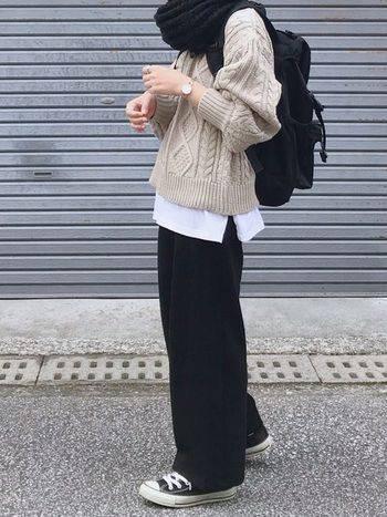 Mahasiswa Wajib Tahu, Referensi Outfit Kuliah Anti Mati Gaya 7