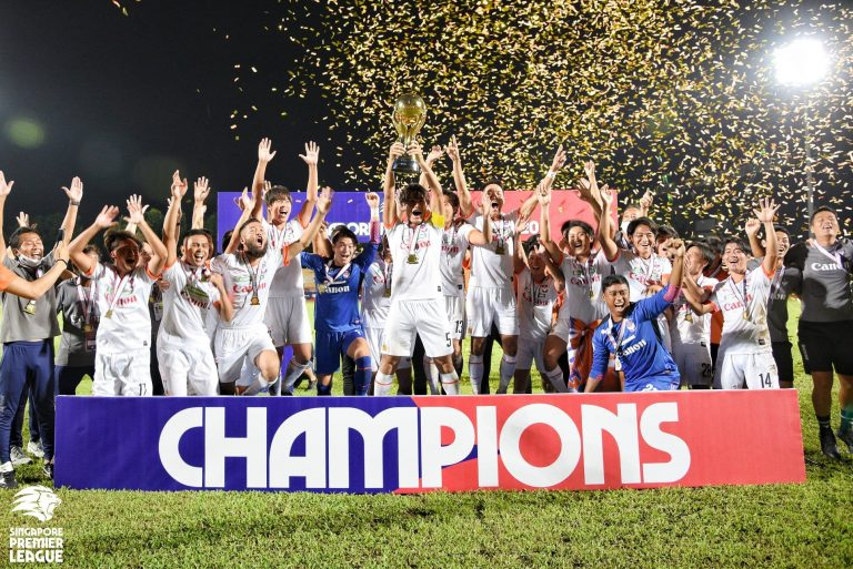 Kompetisi Sepakbola Singapura Yang Memperbolehkan Klub Asing Bermain di Liga Utama Singapura 1