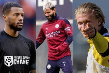 5 Target Barcelona di Bursa Transfer Musim Depan 20