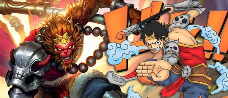 5 Karakter One Piece yang Mirip Hero Mobile Legends 1