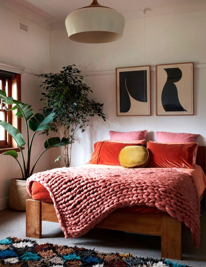 Mau Dekor Ulang Kamarmu? Cek 6 Ide Kombinasi Warna Untuk Kamar Tidur Estetik 4