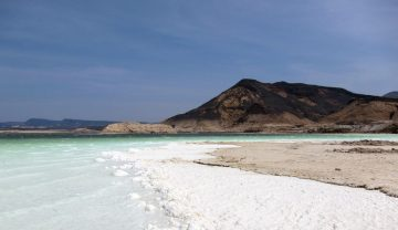 5 Danau Garam Selain Laut Mati yang Patut Dikunjungi 8