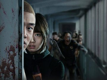 Review Korean Movie: Alive (2020) 7