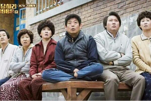 Drama Korea Reply 1988 Masih Layak Ditonton. Kehangatan Keluarga dan Persahabatannya Tak Terlupakan 4