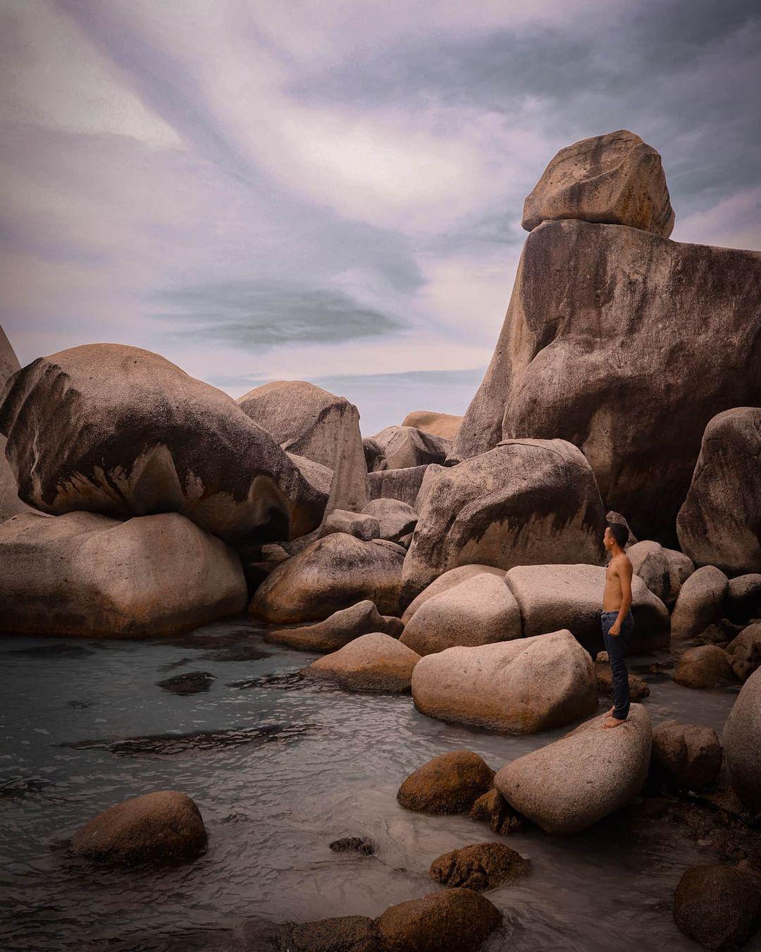 Telah terhipnotis, inilah objek wisata yang berada di Kepulauan Riau 6