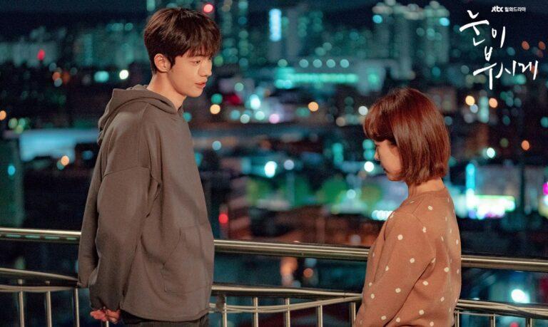 Tiga Peran Nam Joo-Hyuk dalam Drama The Light in Your Eyes 1