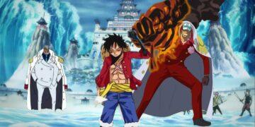 Apakah Busoshoku Haki Sengaja Dibuat agar Luffy dapat Mengalahkan Akainu? 12