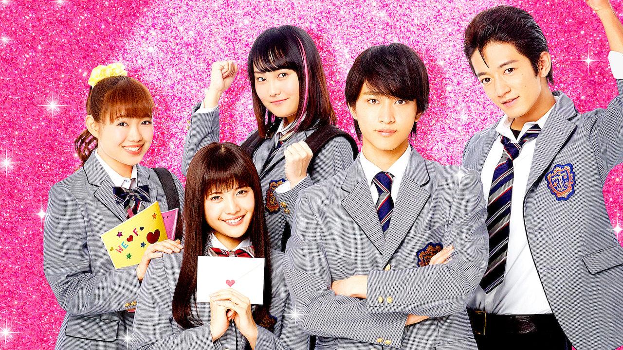 4 Film Jepang Tentang Benci Jadi Cinta ini Bikin Gemes 4