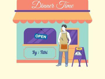 Dinner Time (Cinta Dalam Diam) 6