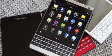 Daftar HP Blackberry (5G) Yang Rilis Tahun 2021 14
