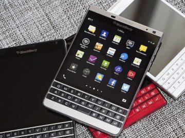 Daftar HP Blackberry (5G) Yang Rilis Tahun 2021 12