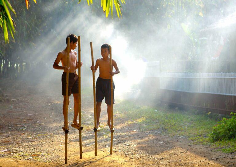 Permainan Tradisional di Jawa Yang Mulai Dilupakan Anak-anak 1