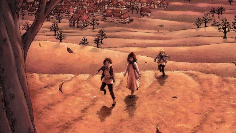 Ending Attack On Titan: Semua Karena Cinta 1