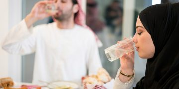 Aturan Minum Saat Puasa 13