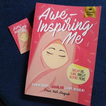 """Belajar Membuat Rencana Hidup Dari Buku """"Awe Inspiring Me"""" 2"""