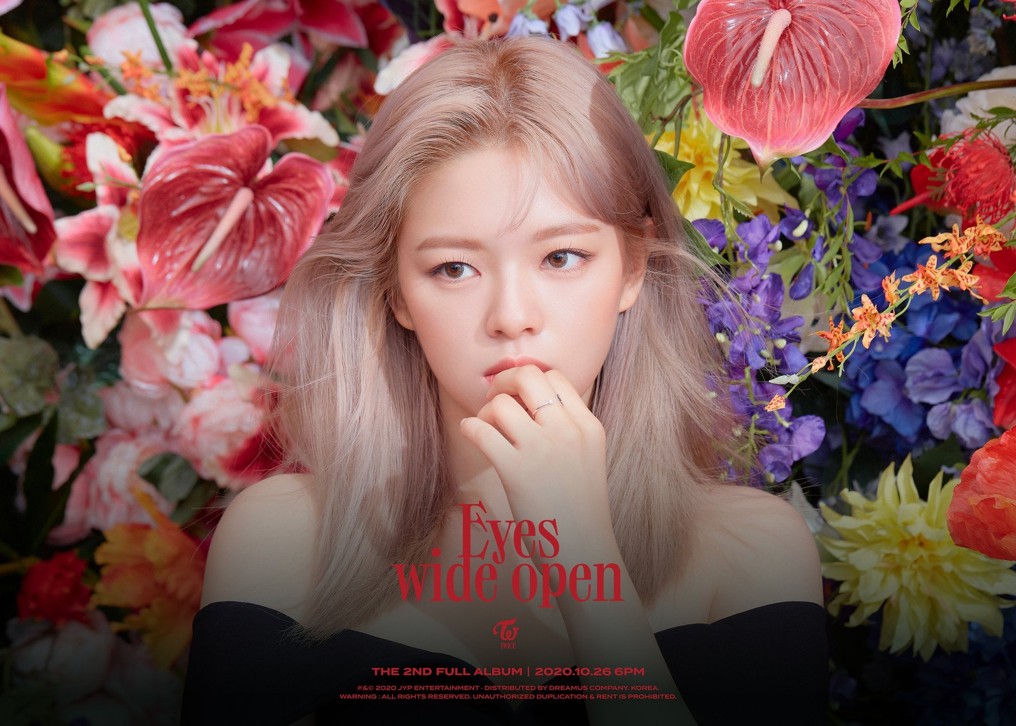 Potret Yoo Jeongyeon TWICE
