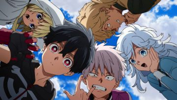 Alasan Mengapa Anime Kemono Jihen Menarik 10