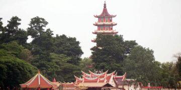 Menilik Pulau Kemaro, destinasi Kota Palembang yang melegenda 19