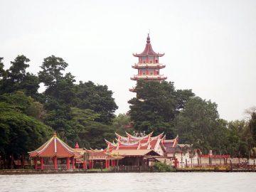 Menilik Pulau Kemaro, destinasi Kota Palembang yang melegenda 6
