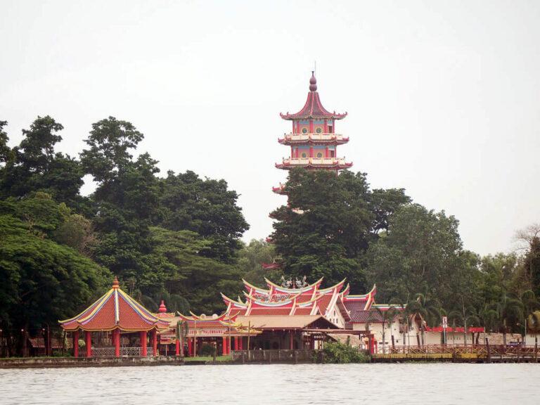Menilik Pulau Kemaro, destinasi Kota Palembang yang melegenda 1