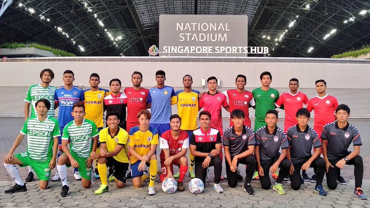 Klub Peserta Liga Primer Singapura