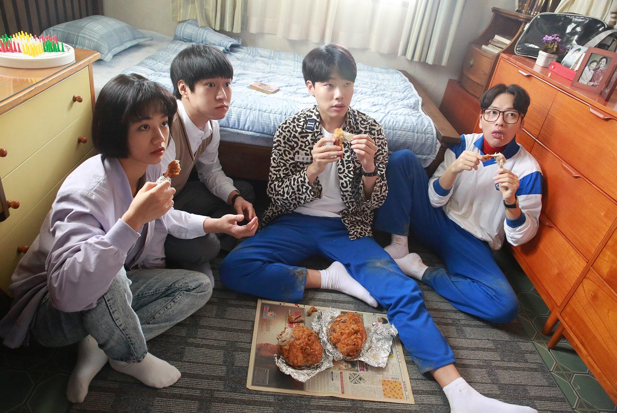 Drama Korea Reply 1988 Masih Layak Ditonton. Kehangatan Keluarga dan Persahabatannya Tak Terlupakan 3