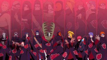 Kematian Para Anggota Akatsuki versi Anime Naruto 5
