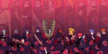Kematian Para Anggota Akatsuki versi Anime Naruto 23