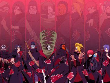 Kematian Para Anggota Akatsuki versi Anime Naruto 15