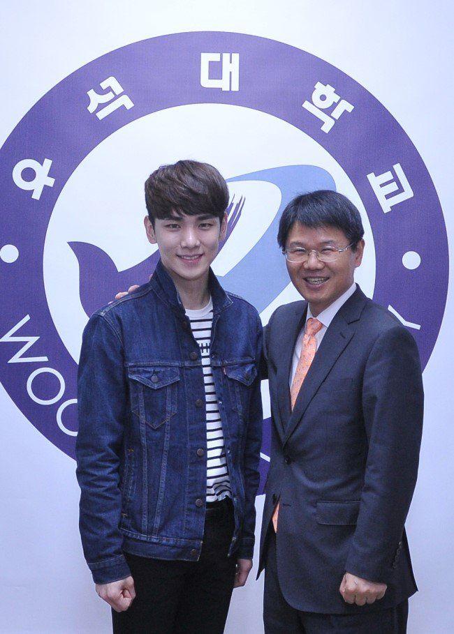 Key di Universitas Woosuk. sumber: id.pinterest.com