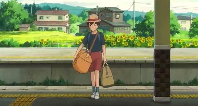 REVIEW Anime When Marnie Was There: Tentang Berharganya Kasih Sayang Sebuah Keluarga 4