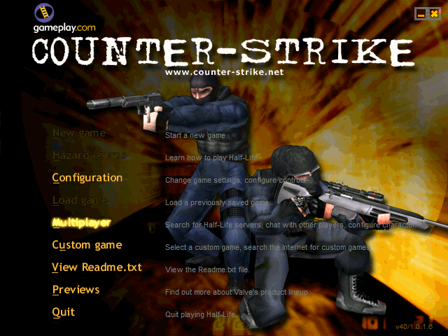Counter Strike Beta. Sumber: hl2-beta.