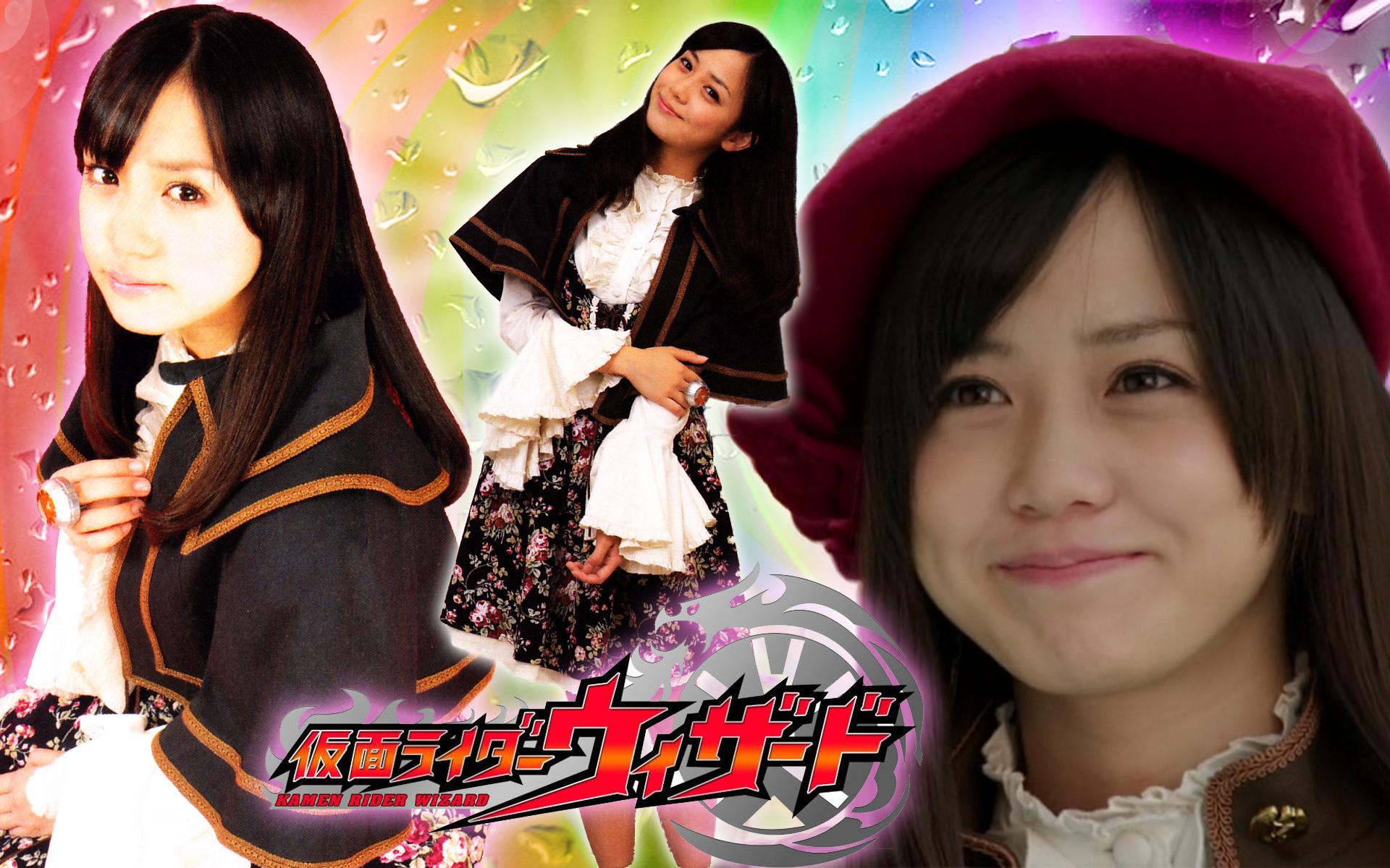 Potret Okunaka Makoto sewaktu memerankan Koyomi Fueki.
