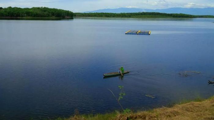 Photo.5. Hamparan Danau Gegas yang eksotis