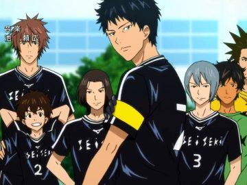 3 Anime Terbaik Tentang Sepakbola Yang Wajib Ditonton 9
