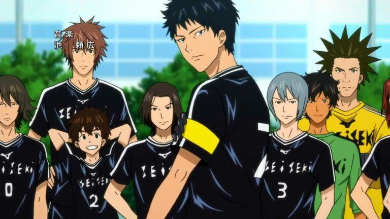 3 Anime Terbaik Tentang Sepakbola Yang Wajib Ditonton 1