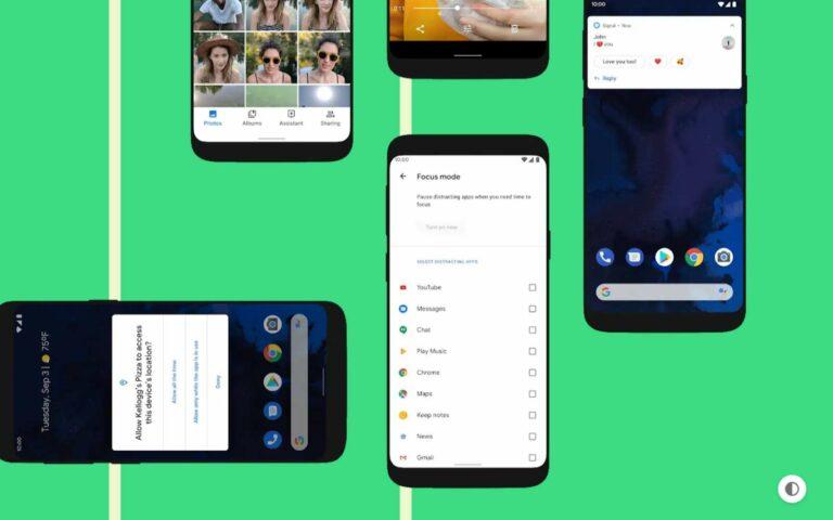 Berkenalan Dengan Android 10 dan Keunggulannya 1