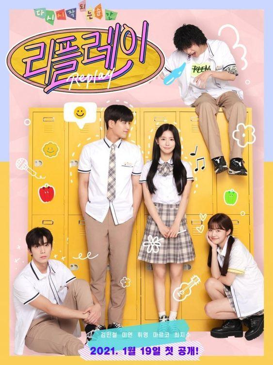 Rekomendasi Web-Drama School Romance yang bisa ditonton di YouTube 3