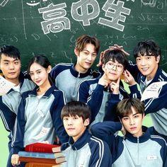 Xiao Jun NCT main drama? review Drama China yang diperankan Xiao De Jun 5
