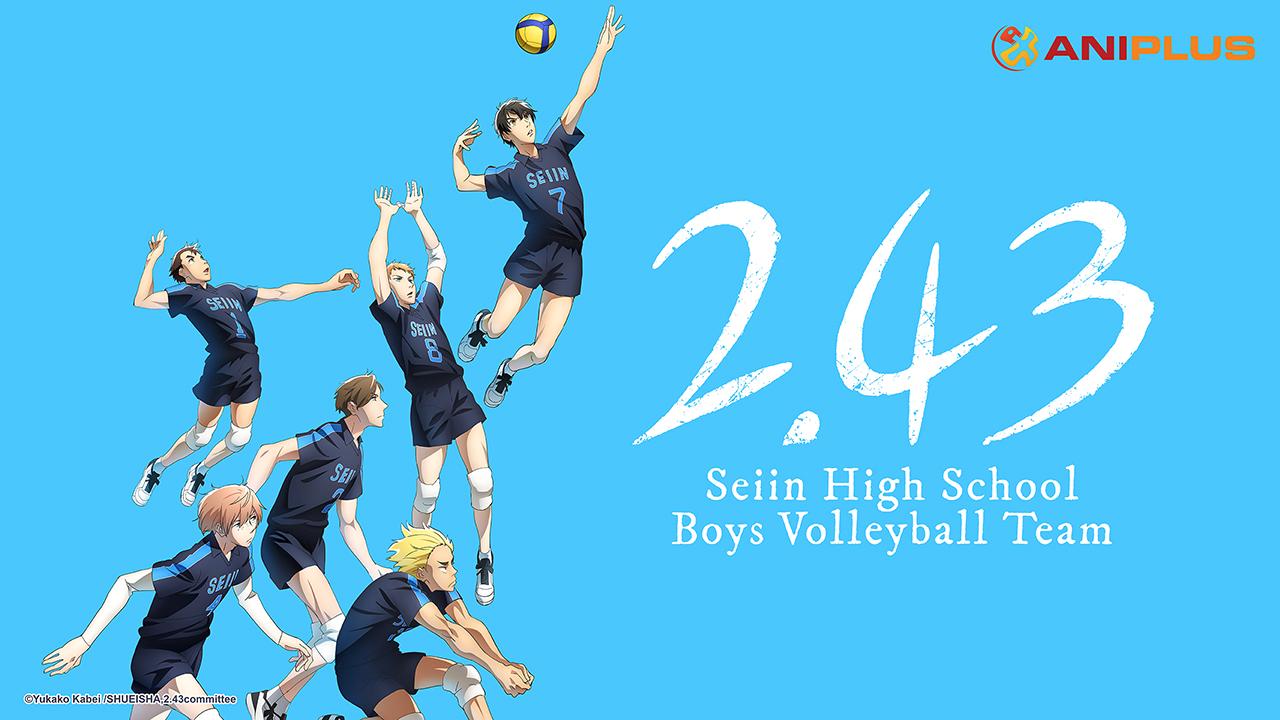 2,43 Seiin Poster