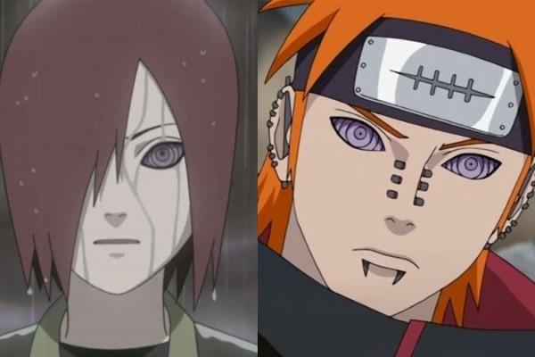 Kematian Para Anggota Akatsuki versi Anime Naruto 3