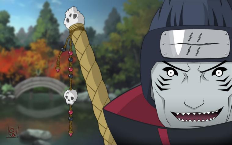 Kematian Para Anggota Akatsuki versi Anime Naruto 6