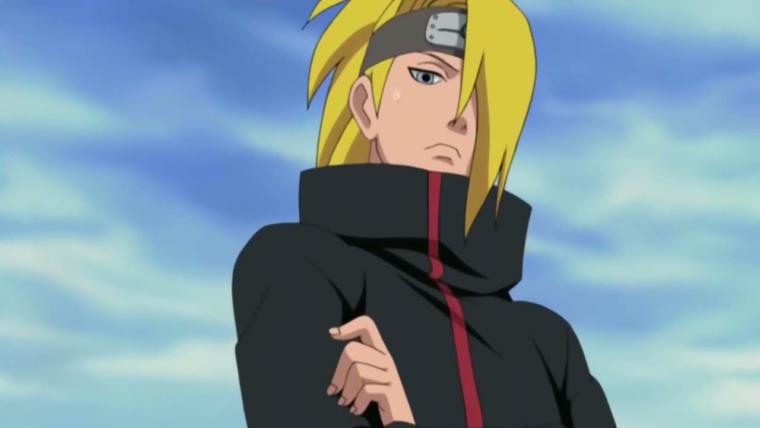 Kematian Para Anggota Akatsuki versi Anime Naruto 8