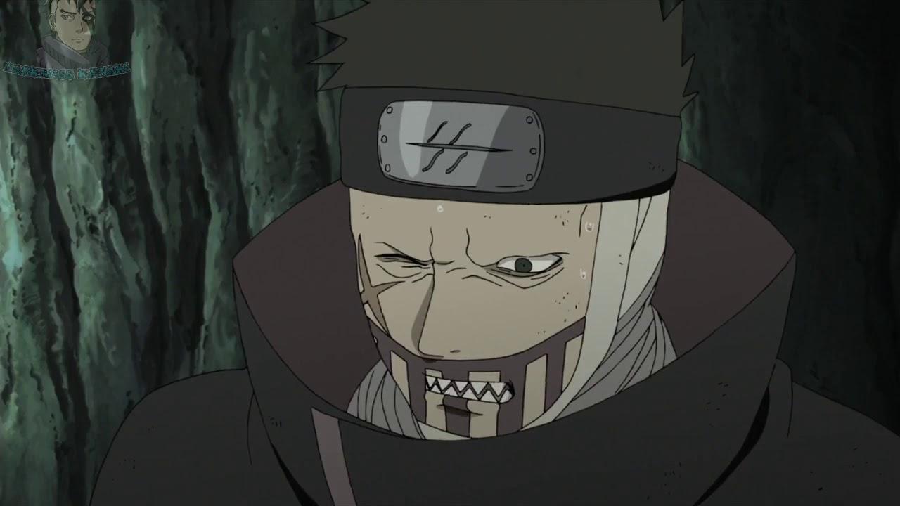 Kematian Para Anggota Akatsuki versi Anime Naruto 13