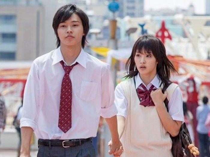4 Film Jepang Tentang Benci Jadi Cinta ini Bikin Gemes 5
