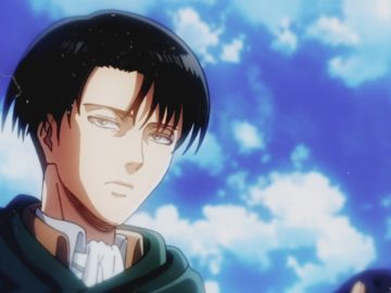8 Fakta Tentang Levi Ackerman dari Serial Attack on Titan 12